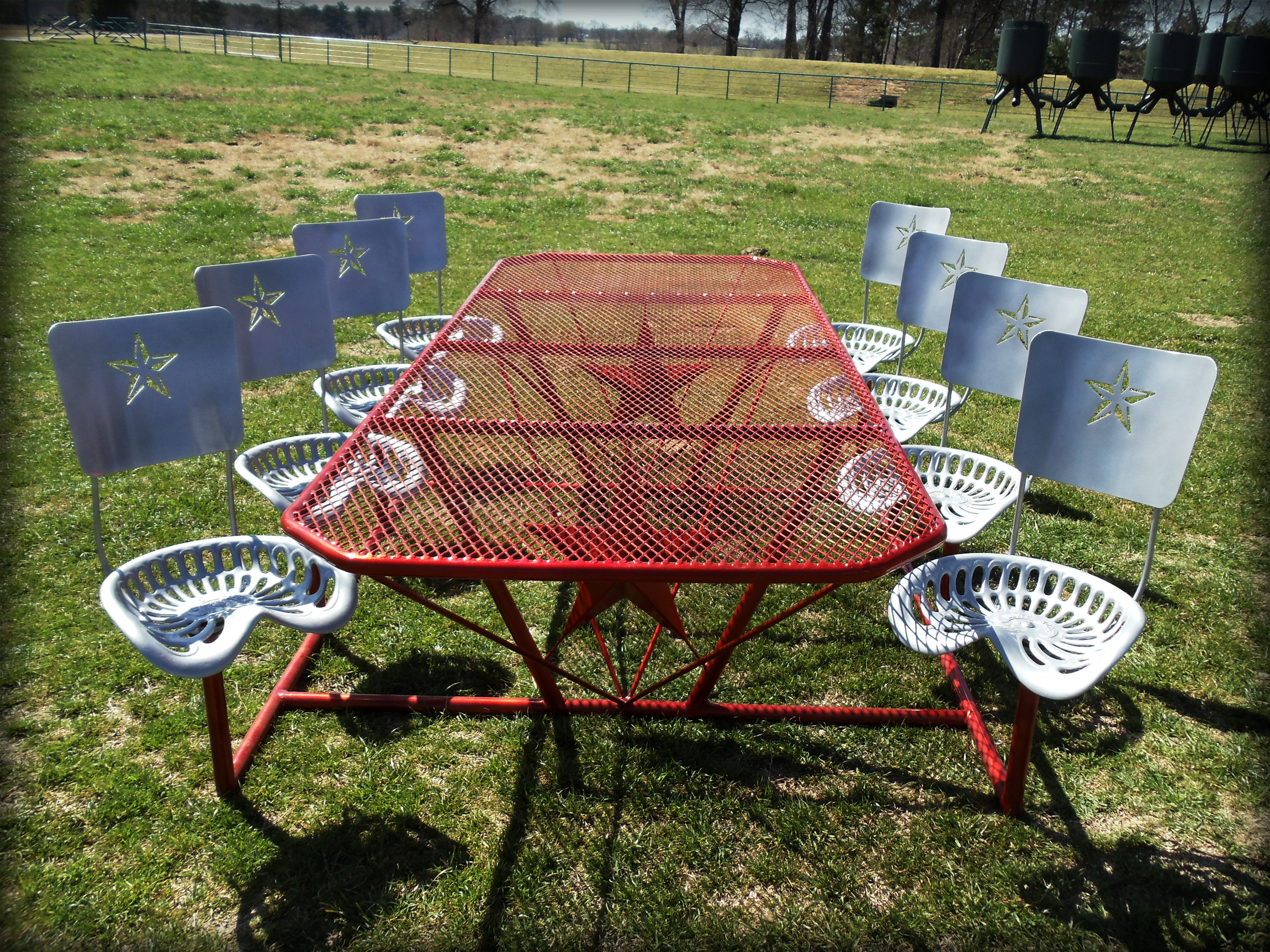 10 ft picnic kickin 39 back kreations kickinbackkreations for 10 ft picnic table