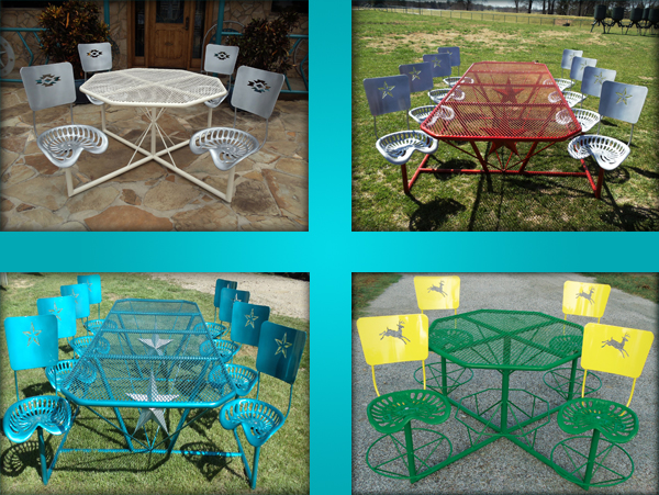 Kickin Back Kreations Outdoor Tables